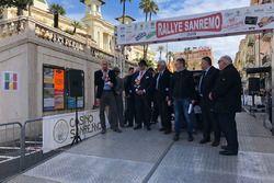 Celebrazione 90 anni Rally Sanremo