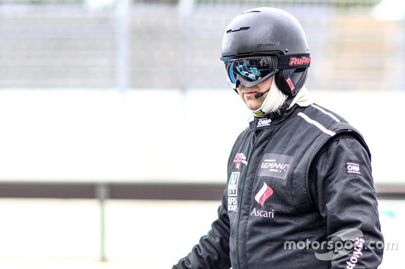 Team member #5 Nefis By Speed Factory, Ligier JS P3 - Nissan: Тимур Богуславський, Олексій Чуклін, Данило Проненко