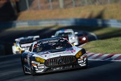 #13 AutoArena Motorsport Mercedes-AMG GT3: Patrick Assenheimer, Clemens Schmid, Jeroen Bleekemolen