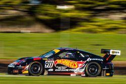 #911 Walkinshaw GT3 Porsche 911 GT3-R: Liam Talbot, John Martin