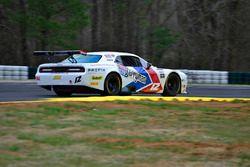 #12 TA2 Dodge Challenger: Marc Miller of Stevens Miller Racing