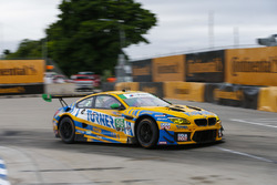 #96 Turner Motorsport BMW M6 GT3, GTD: Robby Foley, Bill Auberlen