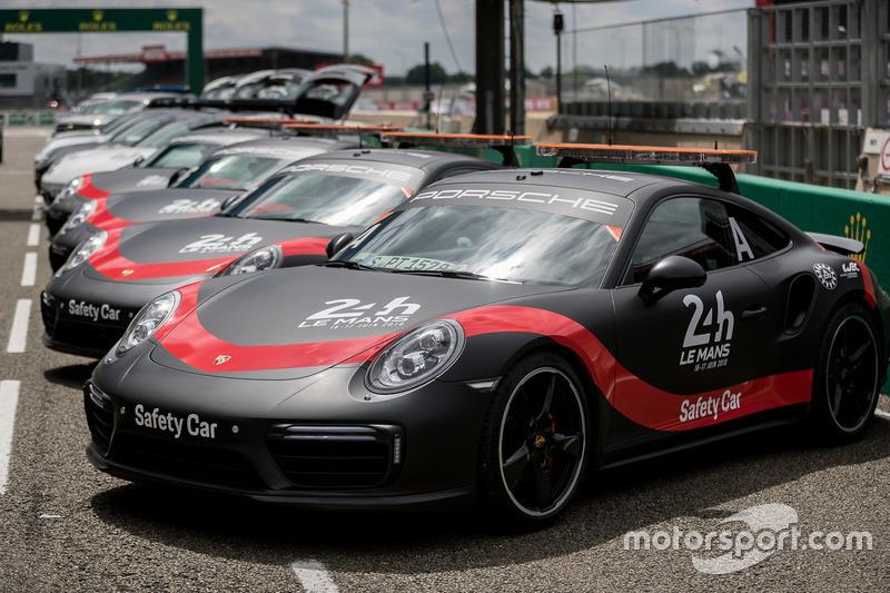 Porsche Safety Cars