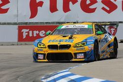 #96 Turner Motorsport BMW M6 GT3, GTD: Robby Foley, Bill Auberlen Art Fleischmann