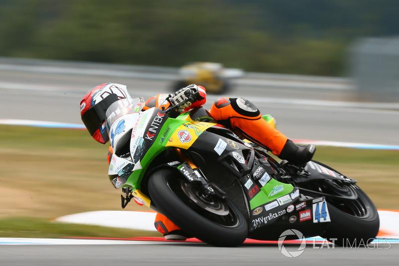 Luigi Morciano, Team GoEleven Kawasaki