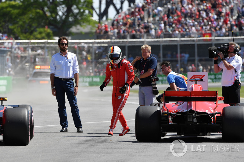 Peraih pole, Sebastian Vettel