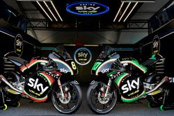 Dennis Foggia, Sky Racing Team VR46, Nicolo Bulega, Sky Racing Team VR46, special liveries