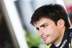 Carlos Sainz Jr., Renault Sport F1 Team