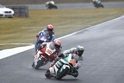 Hafizh Syahrin, Petronas Raceline Malaysia