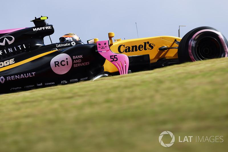 «Аэрокот» на Renault Карлоса Сайнса
