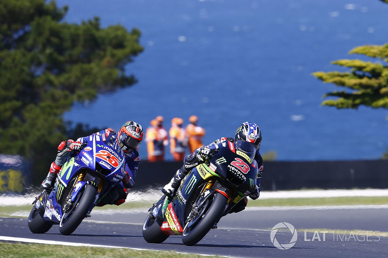 Parkes, Maverick Viñales, Yamaha Factory Racing