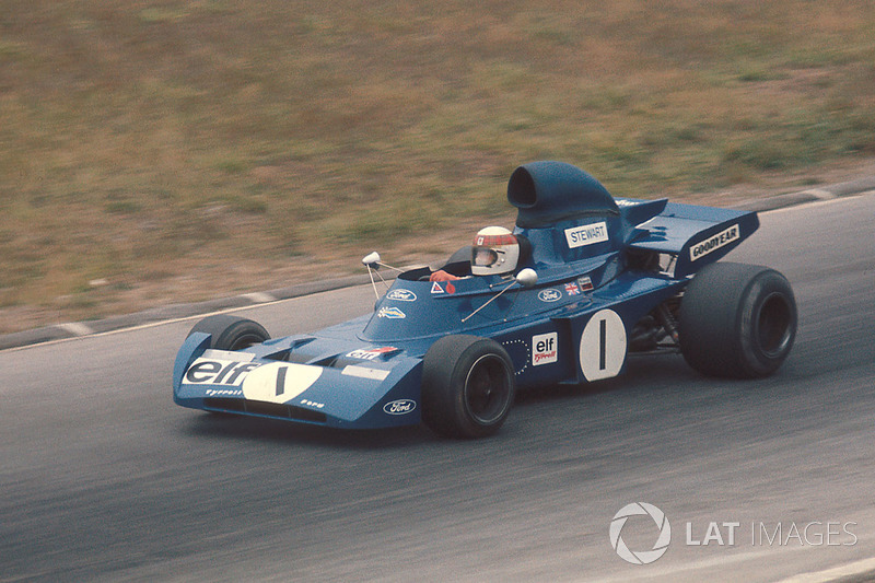 1972: Jackie Stewart (Tyrrell Racing 005 Ford)