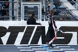 Clint Bowyer, Stewart-Haas Racing, Ford Fusion Haas Automation Demo Day celebra