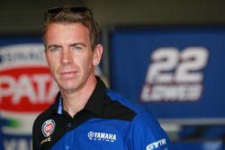 Paul Denning, Pata Yamaha