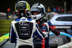 #75 Optimum Motorsport Aston Martin V12 Vantage GT3: Jonny Adam, #99 Beechdean AMR Aston Martin V12