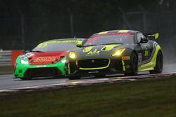 #44 Invictus Games Racing Jaguar F-TYPE SVR GT4: Steve McCulley, Matthew George