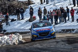 Michele Griso , Alessandro Lucato, Peugeot 208 R2B