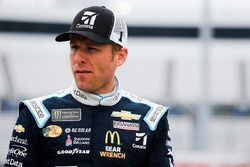 Jamie McMurray, Chip Ganassi Racing, Chevrolet Camaro First Data