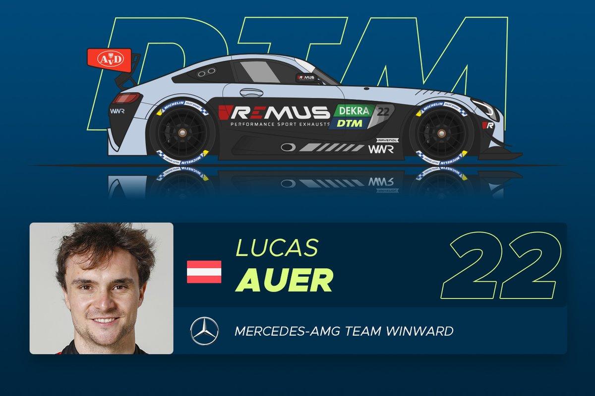 #22 Lucas Auer (26) - Ranking: ******** (8 Sterne)