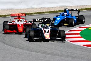 Frederik Vesti, ART Grand Prix, Olli Caldwell, Prema Racing, Victor Martins, MP Motorsport