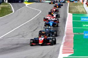 David Schumacher, Trident, Matteo Nannini, HWA Racelab, Victor Martins, MP Motorsport
