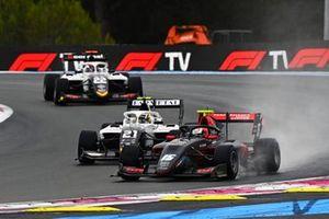 Oliver Rasmussen, HWA Racelab, Lorenzo Colombo, Campos Racing, Amaury Cordeel, Campos Racing