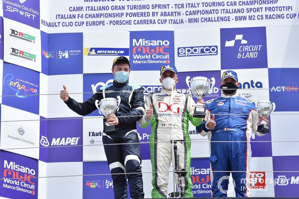 Sabatino Di Mare, DMP Motors, Denis Babuin, Bolza Corse, Omar Fiorucci, BF Motorsport