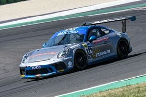 Giovanni Berton, Giacomo Riva, Krypton Motorsport, Porsche 911 GT3 Cup
