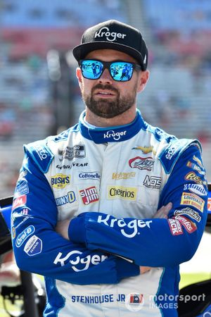 Ricky Stenhouse Jr., JTG Daugherty Racing, Chevrolet Camaro Kroger/Bush's Beans