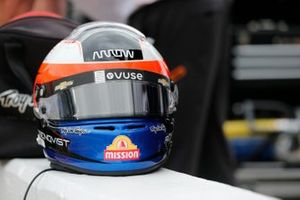 Helm: Felix Rosenqvist, Arrow McLaren SP
