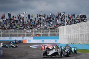 Stoffel Vandoorne, Mercedes-Benz EQ, EQ Silver Arrow 02, Mitch Evans, Jaguar Racing, Jaguar I-TYPE 5