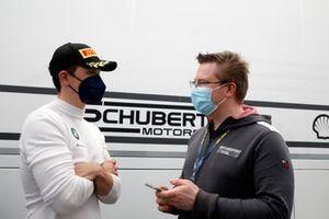 #10 Schubert Motorsport BMW M6 GT3: Nick Yelloly with Heiko Strizke, Motorsport-Totalcom