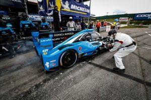 Ganadores #10 Wayne Taylor Racing Acura ARX-05 Acura DPi: Ricky Taylor, Filipe Albuquerque