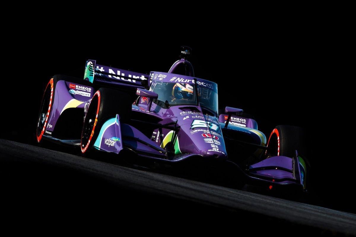 Romain Grosjean, Dale Coyne Racing with Rick Ware Racing Honda