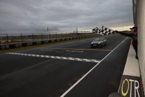 Le vainqueur Andre Heimgartner, Kelly Grove Racing Ford