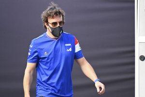 Fernando Alonso, Alpine F1