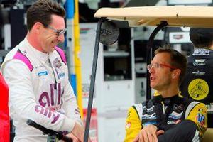 #48 Ally Cadillac Racing Cadillac DPi: Simon Pagenaud, #5 JDC/Miller MotorSports Cadillac DPi: Sebastien Bourdais