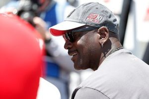 Michael Jordan, NBA Hall of Famer et co-propriétaire de 23XI Racing