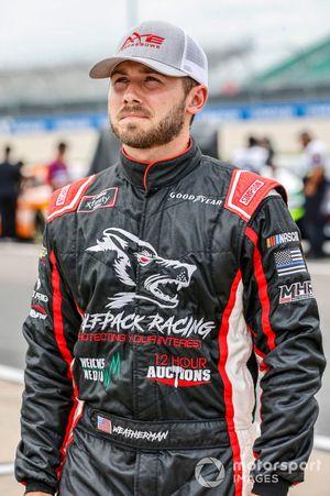 Kyle Weatherman, Mike Harmon Racing, Chevrolet Camaro Replenish Foundation