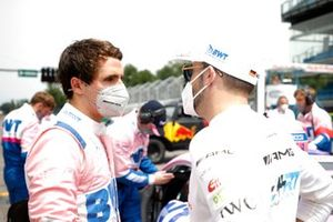 Daniel Juncadella, Mercedes-AMG Team GruppeM Racing, Maximilian Götz, Haupt Racing Team