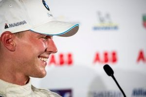 Maximilian Guenther, BMW I Andretti Motorsport, first position, in the Press Conference
