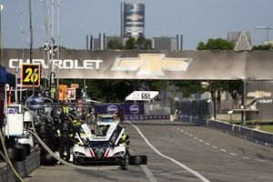 #55 Mazda Motorsports Mazda DPi, Oliver Jarvis, Harry Tincknell,