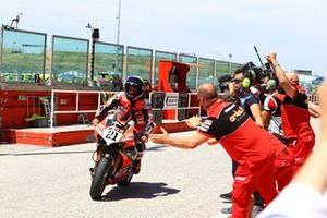 Ganador Michael Ruben Rinaldi, Aruba.It Racing - Ducati