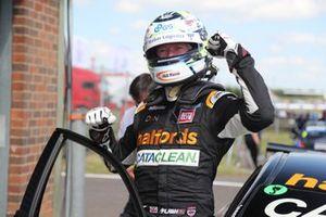 Pole sitter Gordon Shedden, Team Dynamics Honda Civic Type R