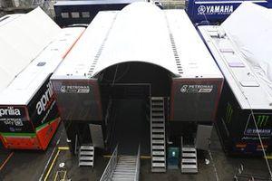 Petronas Yamaha SRT trucks