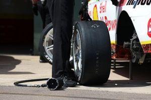Des pneus Dunlop de Supercars