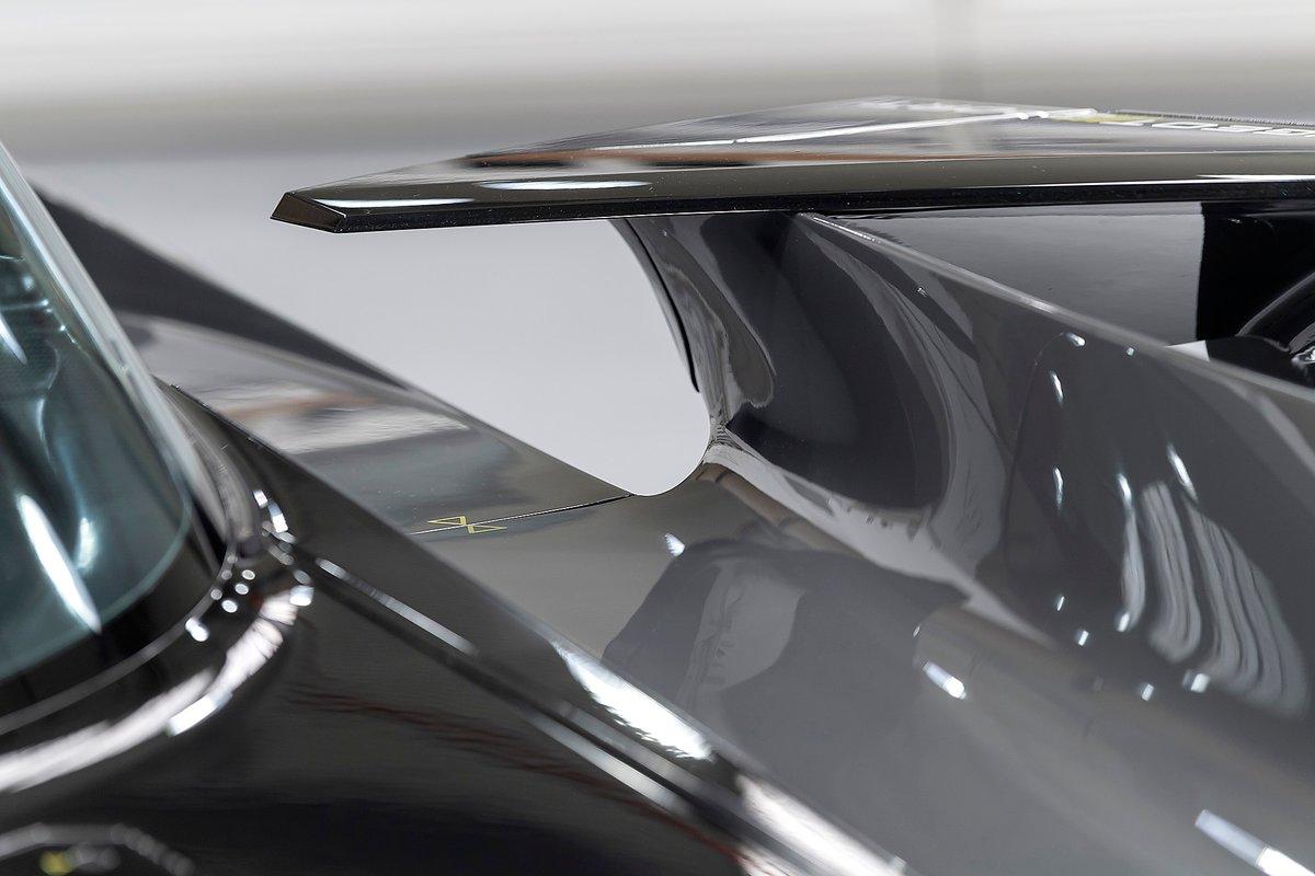 Detalle del Peugeot Hypercar 9X8