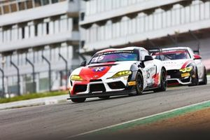 John Ferguson / Scott McKenna - Toyota GAZOO Racing UK Toyota GR Supra GT4