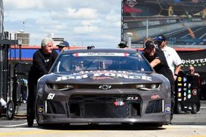Garrett Smithley, Petty Ware Racing, Chevrolet Camaro Air Force Military Salutes