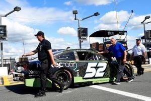 Josh Bilicki, Rick Ware Racing, Ford Mustang US Army Military Salutes